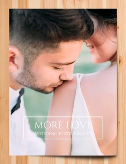Wedding booklets template